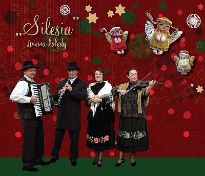 """""""Silesia"""" śpiewa kolędy"""